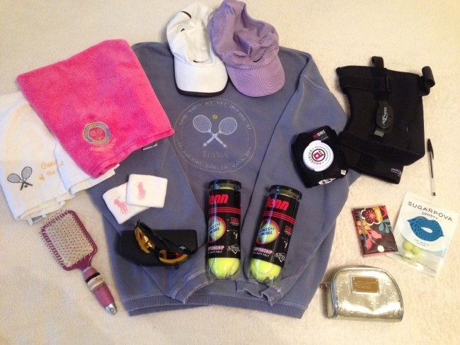 tennis essentials