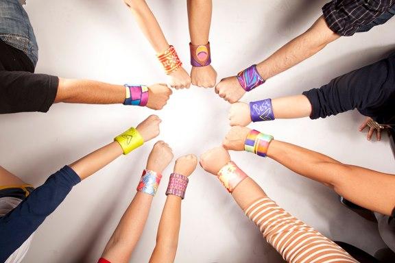 Wristpect Sport wristbands