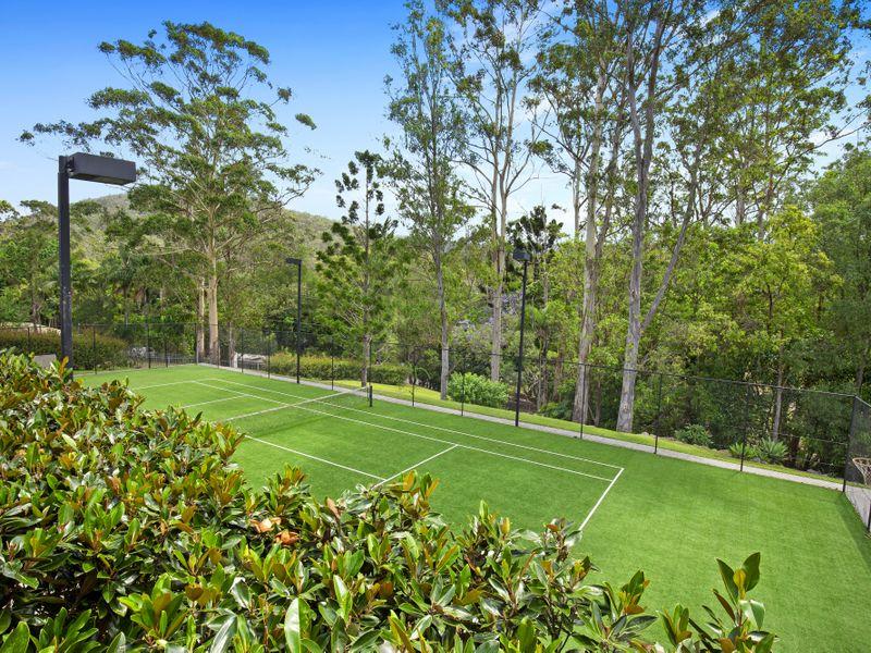 beautiful tennis court 5