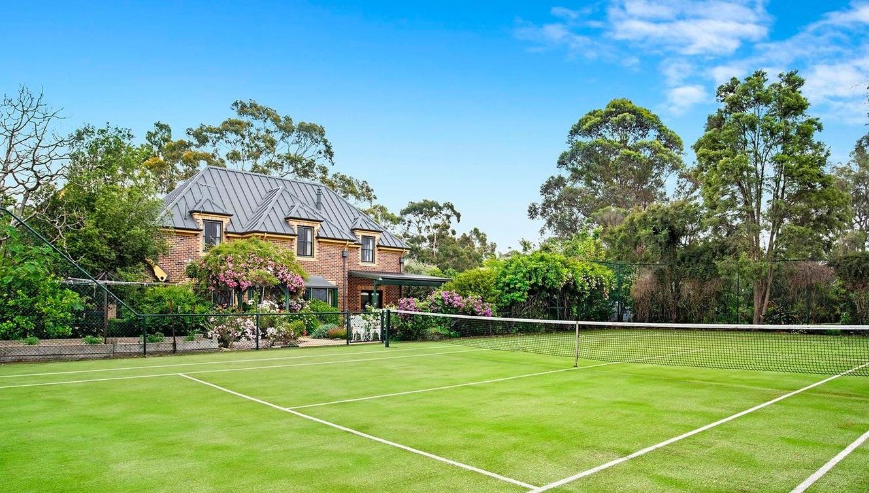 beautiful tennis court 8