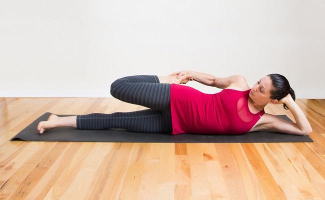 Lying-Side-Quad-Stretch