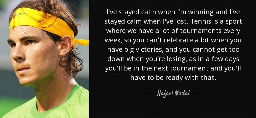 tennis motivation