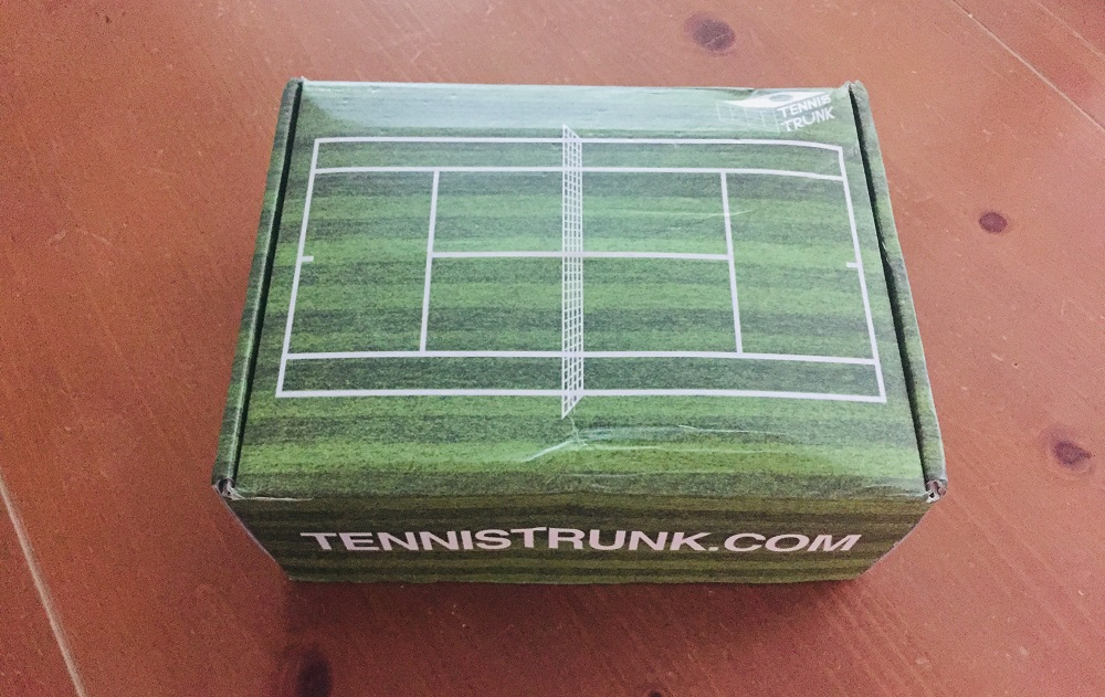 Tennis Trunk subscription box