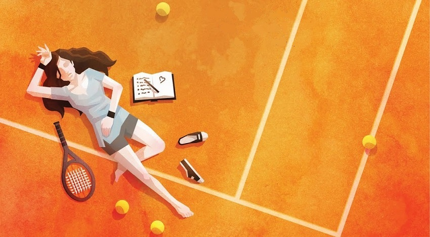 tennis life lessons