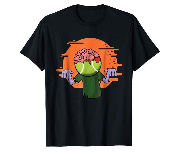Zombie Tennis T-Shirt