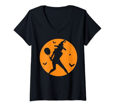 Tennis Witch t-shirt