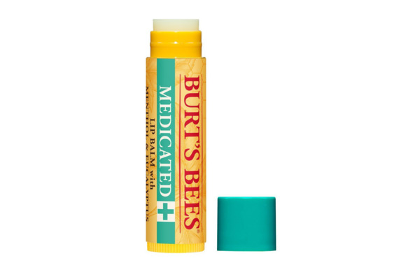 Burts Bees Medicated Lip Balm