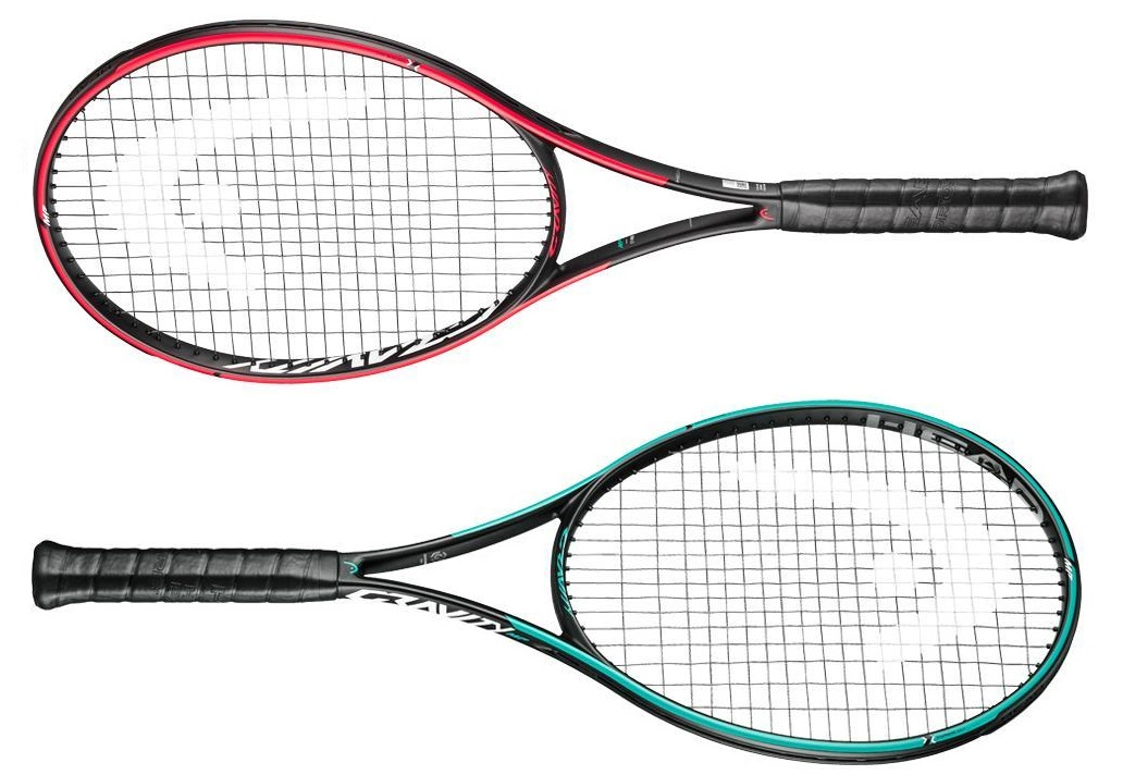The all-new HEAD Gravity MP tennis racquet