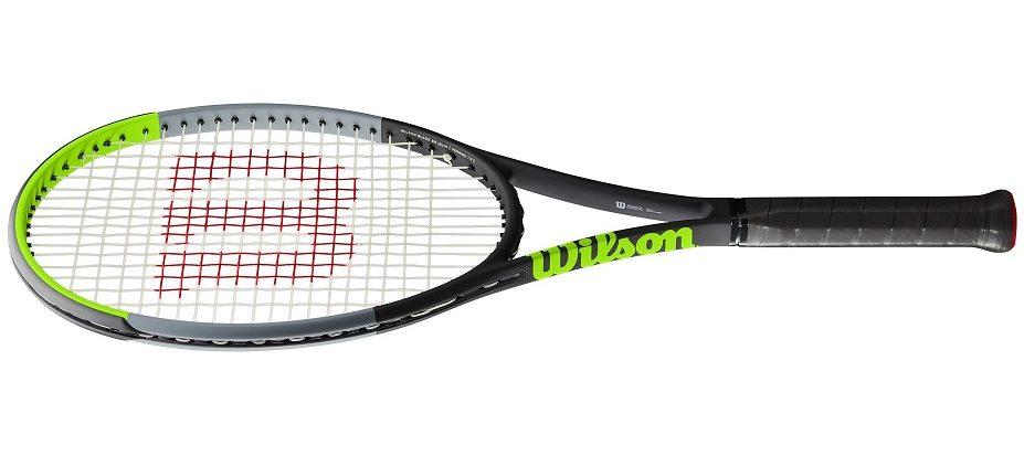 The new 2019 Wilson v7 Blade