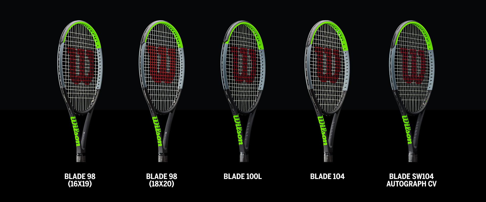 Wilson v7 Blade series