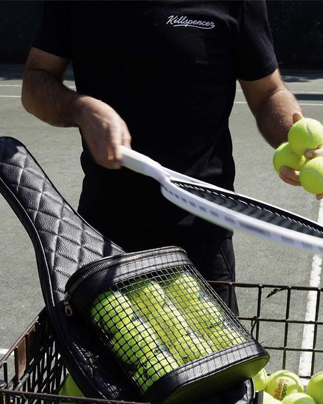 killspencer tennis racket backpack