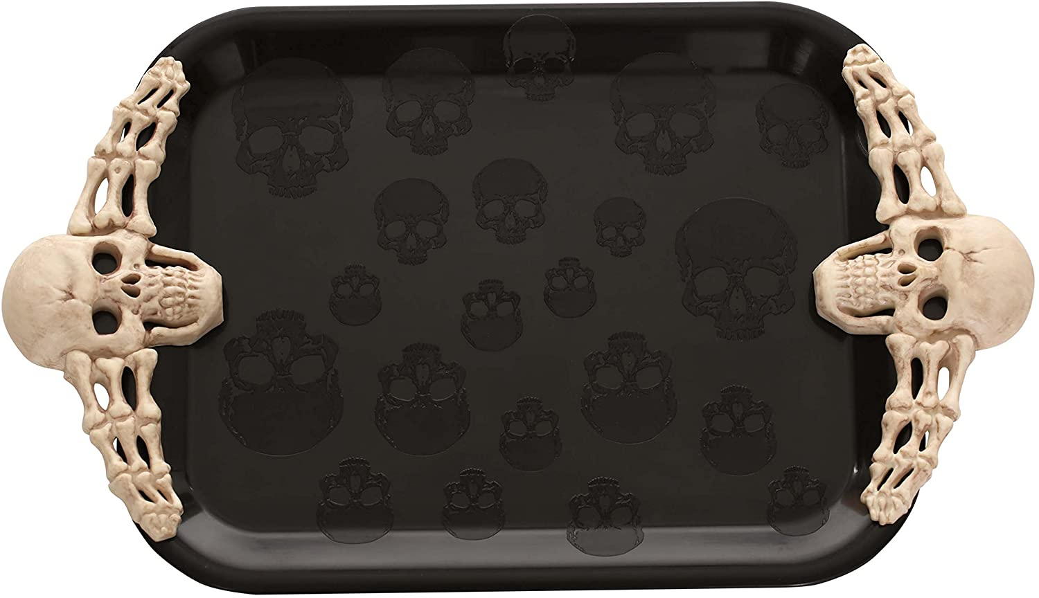 Skeleton serving tray