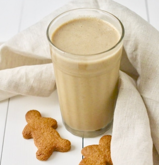 gingerbread protein shake