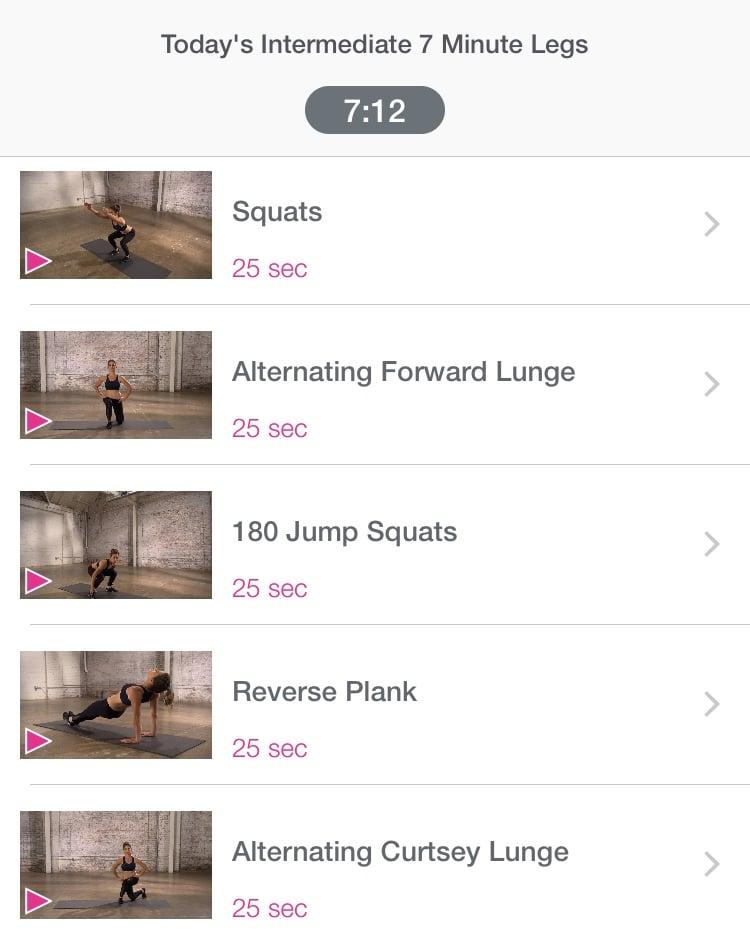 my fitness jillian michaels app