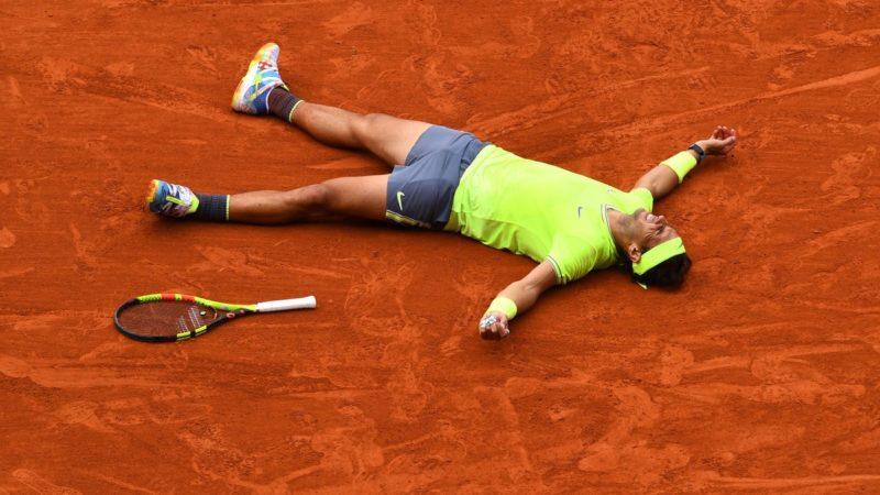 Rafael Nadal defeats Dominic Thiem at Roland Garros 2019