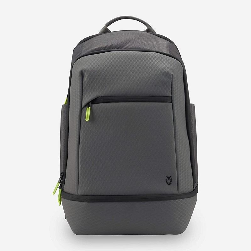 Baseline Tennis Backpack in Grey Tech