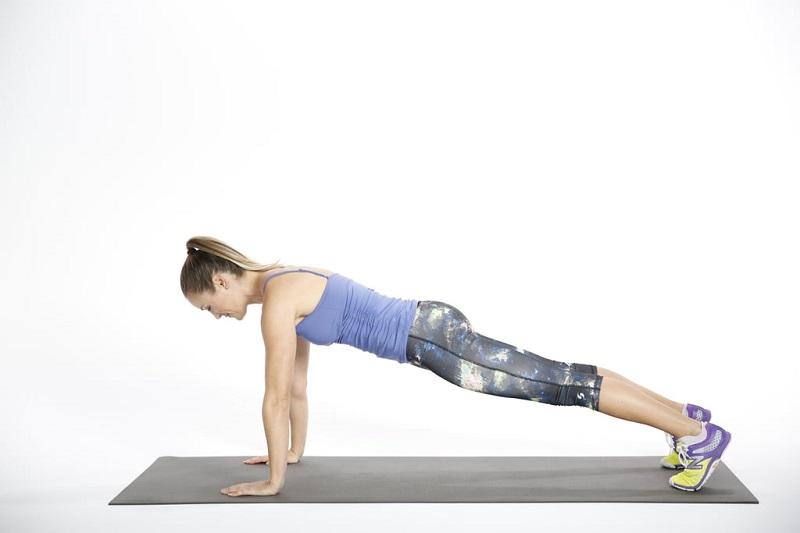 High-Plank