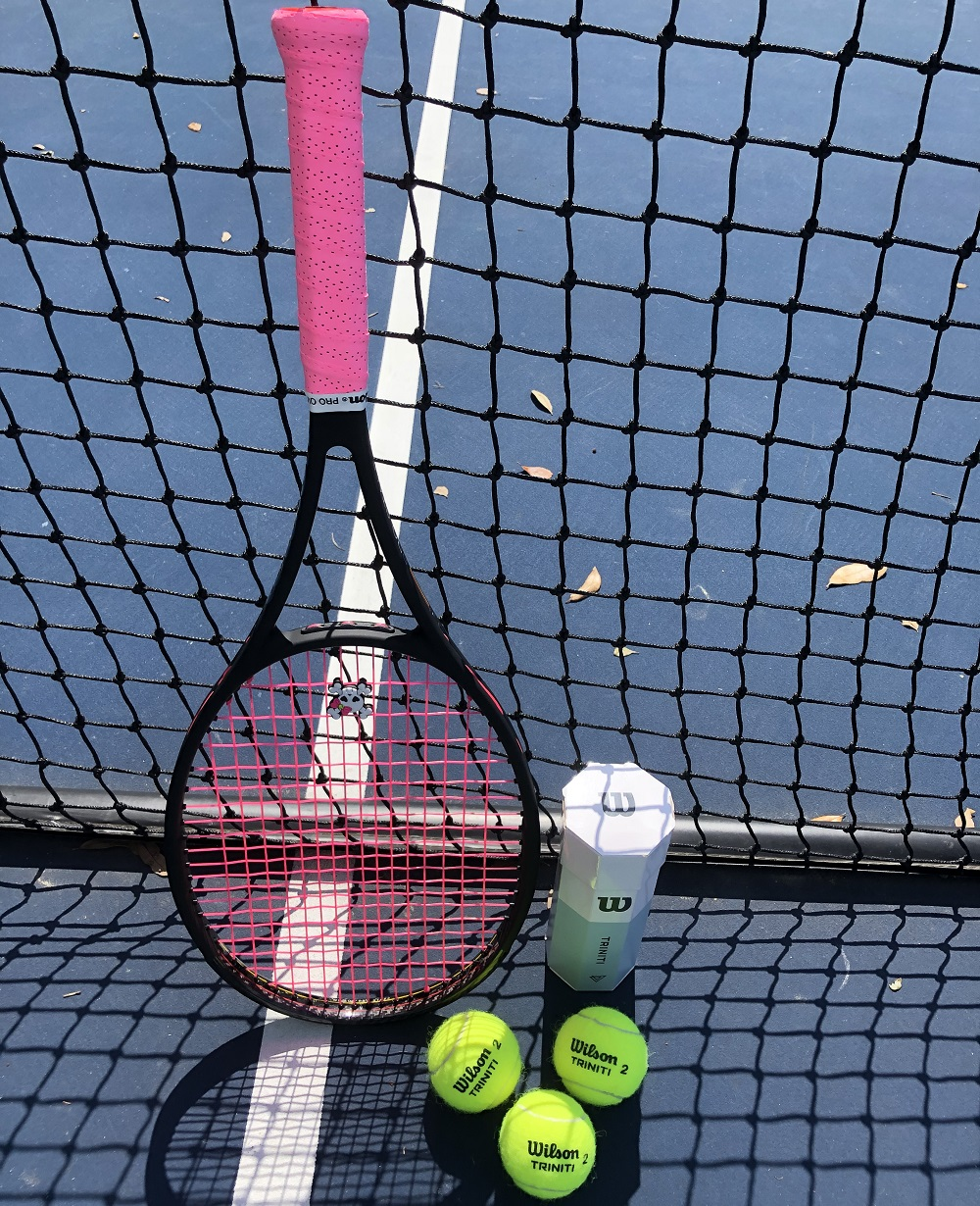 Wilson Pro Staff 97 V13 tennis racqet
