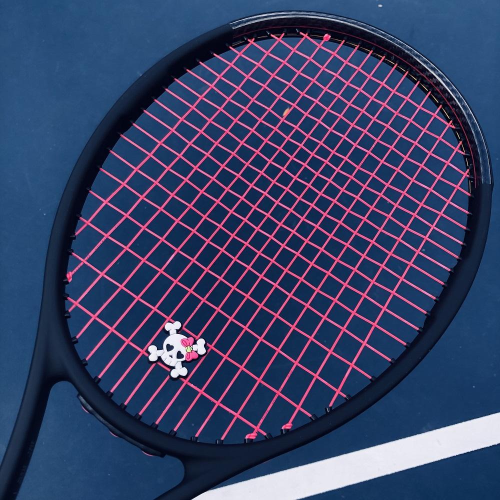 denser string pattern WIlson Pro Sfatt 97 V!# racquet