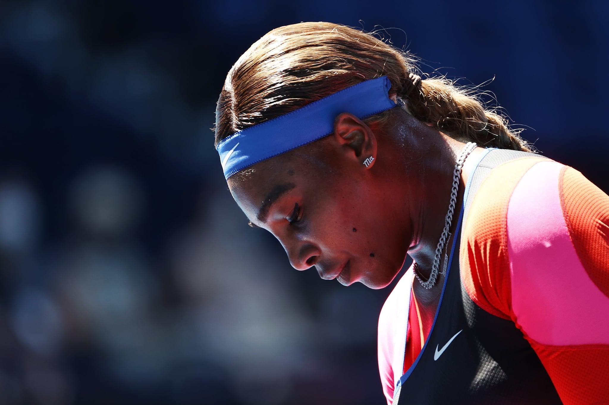Serena Williams at 2021 Australian Open