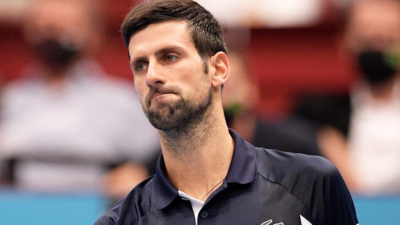 Erste Bank Open - Novak Djokovic